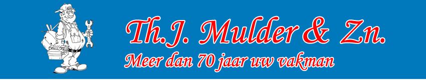 Loodgieter en Schoorsteenveger Den Haag | THJMulder.nl